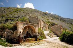 Frattura (ruines) abruzzo