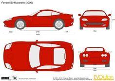 Ferrari California T vector drawing Ford Fusion Accessories, Corvette Cake, Ferrari Cake, Ferrari California T, Cake Templates, Cake Topper Tutorial, Fondant Animals, Cakes For Boys, Cake Kids