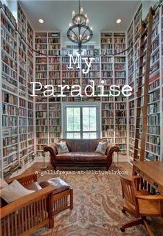 Paradise indeed!