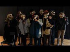 Workshop Natacha Belova puppets, masks & costumes Malaysia 2014 - YouTube