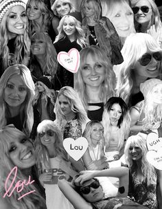 Everyone needs a dash of Lou on their board ♡> I agree! Does anyone want to make a Lux/Lou board with me? Comment below