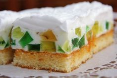Dessert Recipes, Desserts, Feta, Sushi, Sandwiches, Treats, Cheese, Cake, Ethnic Recipes