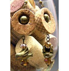 Da topdream.com idee per riciclare il sughero e fare gioielli http://castellanacreazioni.blogspot.it/2014/10/creazioni-in-sughero.html