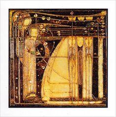 Margaret MacDonald Mackintosh - Opera of the Winds - Margaret MacDonald Mackintosh — Wikipédia