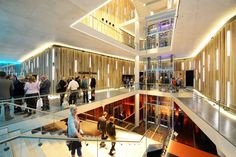 3 Nuevo teatro y centro de las artes de la ciudad de Nieuwegein