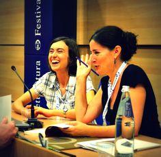 Al Festivaletteratura di Mantova con Martina Testa (Foto di Matteo Spinelli)