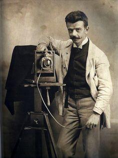 Guillermo Kahlo, padre de Frida.