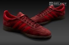Adidas Spezial - Mars Red-Light Scarlet-Gum - tempted, very tempted