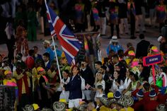 Rio Olympics 2016: opening ceremony – in pictures