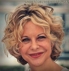 The Different Curly Hairstyles for Women over 40 Click for other hair styles https://www.shortcurlyhaircuts.net/curly-hairstyles-for-women-over-40/