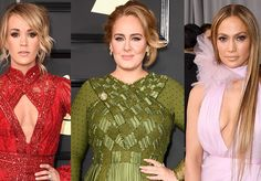 Grammy Awards 2017 Red Carpet Was A Win For Jennifer Lopez, Adele, And Rihanna #GrammyAwards2017 celebrityinsider.org #Awards #celebrityinsider #celebrities #celebrity #rumors #gossip #celebritynews