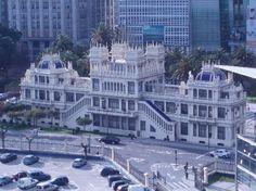 Edificio de Radio Nacional de España