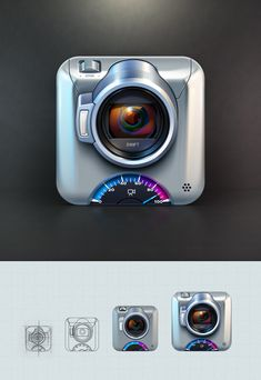 Some beautifully crafted app icons via http://theultralinx.com/2012/04/app-icon-design-inspiration.html