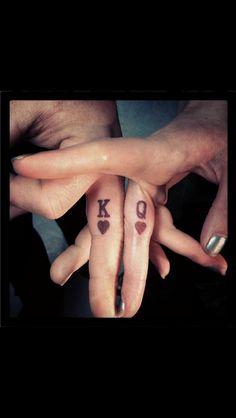 King & Queen Tattoos