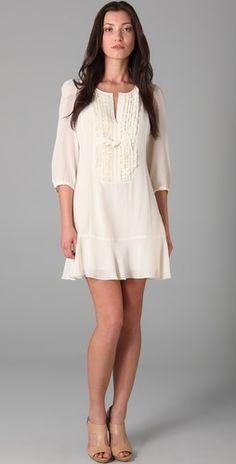 Nanette Lepore Gypsy Colt Dress, $378