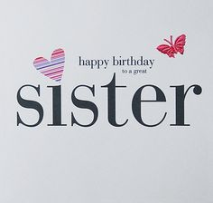 Birthday Quotes Elder Sister | Free HD Wallpapers