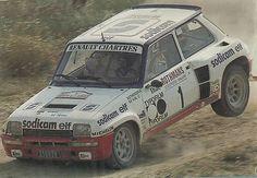 Jean Luc Therier, Rallye des 1000 pistes