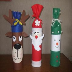 Rouleau papier toilette on pinterest toilet paper rolls - Activite manuelle decoration ...