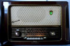 Tube Radio 1957 Telefunken Operette 7 - Ronald Stroehlein - Picasa-Webalben