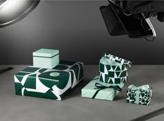 Nova Lund - Gift boxes & wrapping paper