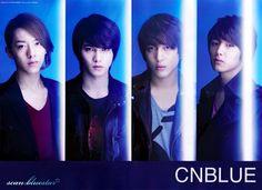 CNBLUE in Arena 37°c Magazine February 2012