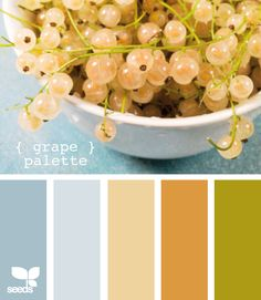 Palette:  Grape Palette  (Design Seeds)