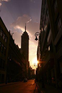 Torre Latinoamericana, Mexico City | Mexico (by...