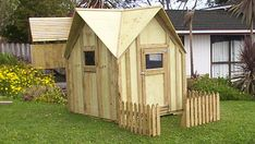 How to build a kids play cottage a step by step buildeazy project Lumber Sizes, Wood Sizes, Outside Sheds, Dreams Resorts, Floor Framing, Play Houses, Kids Playing, Cottage, Backyard