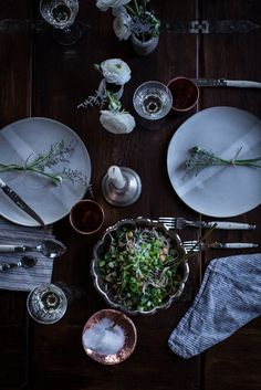 Local Milk   gather   10 tips : how to throw a dinner party in an hour