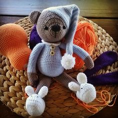 little bear! / bayıldık bu ayıya!