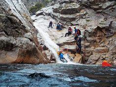 Guali canyon, Samothrace island, Greece