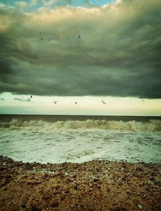 Aldeburgh Beach.