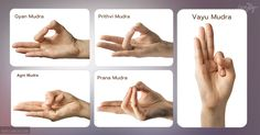 5 De-Stressing Yoga Mudras Which Can Be Done Anywhere