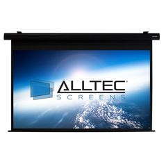 """Electric hang down from ceiling projector screen 100"""" $399.99"""