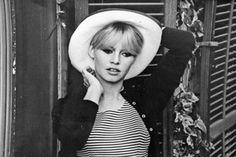 Style Icon: Brigitte Bardot   Free People Blog #freepeople