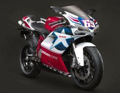 Ducati 848 Nicky Hayden Edition [2010]