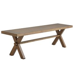 Nolan Trestle Bench - Java