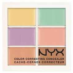 NYX Color Correcting Concealer - 0.15 oz : Target