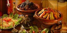marokkaanse buffet