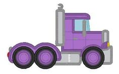 Truck applique