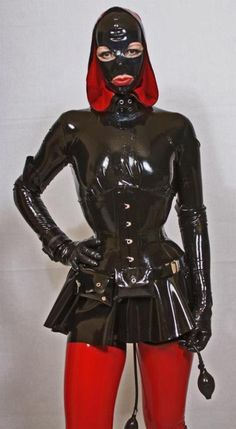 Rubber, Latex and all things in between. Sexy Latex, Latex Wear, Latex Corset, Pvc Fashion, Rubber Dress, Latex Costumes, Latex Hood, Heavy Rubber, Latex Girls