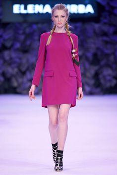 Elena Burba Ukraine Fall 2016 Fashion Show