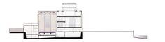 Clásicos de Arquitectura: Tate Modern,Sección a través de la galería de doble altura. Imagen © Herzog & de Meuron