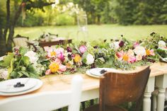 Old South Vintage Rentals | New Creations Flower Company | Bailey Smith Photography
