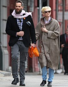 Closer than ever: Tilda Swinton and Sandro Copp