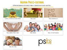 """O que fazer para aproveitar este domingo?  A Psinove criou para si a """"Agenda Psico-Cultural"""", onde se encontram várias actividades que poderá fazer sozinho/a ou em família.  Ora espreite...  http://psinove.wix.com/blogpsi#!eventos/cb37"""