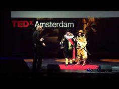 Rogier van der Heide, Chief Design Officer about Light on TEDxAmsterdam 2011