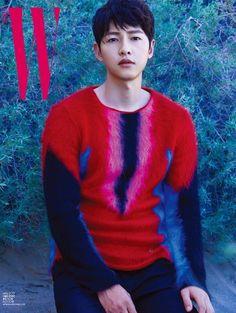 Song Joong Ki for WKorea #May