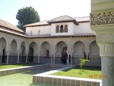 Palais El Mechouar -Tlemcen, Algérie