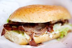 Snapshots from Iceland: Lamb 'Boat' Sandwiches from Hlölla Bátar   Serious Eats